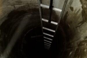 В Каменецком районе работники МЧС спасли женщину, которая упала в колодец