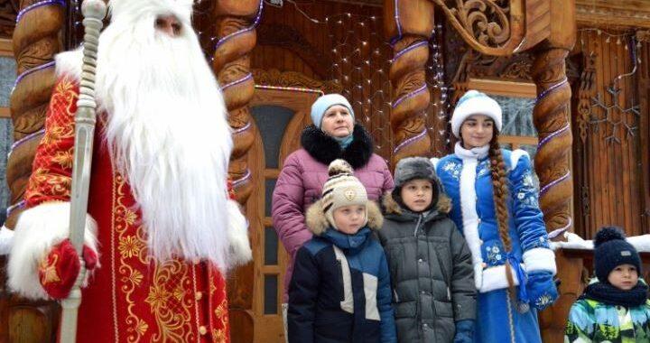В пуще поток посетителей в праздники упал почти вдвое