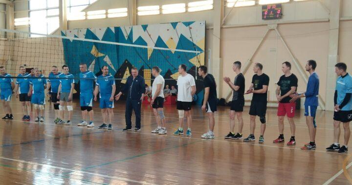 Известны результаты полуфинала по волейболу среди мужских команд