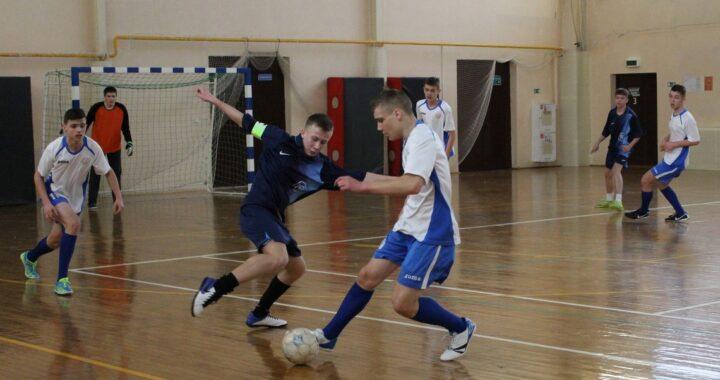 Известны полуфиналисты районных соревнований «Кожаный мяч»