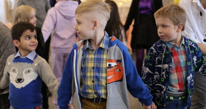 В Каменецком районе дети дружат семьями