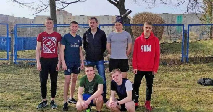 Учащиеся Высоковского колледжа одержали победу в соревнованиях в Кобрине