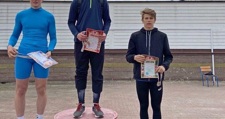 Спортсмены СДЮШОР «Пуща» привезли награды с Олимпийских дней молодежи Брестской области