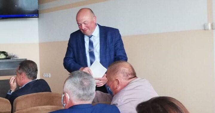 Павел Заграй — новы старшыня раённай «Белай Русі»