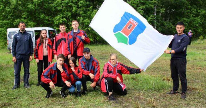 На областном слете выиграли юные спасатели-пожарные из Каменца