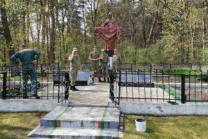 В Огородниках подготовились ко Дню Победы
