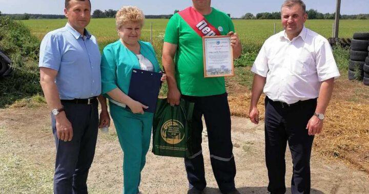 В сельхозорганизациях района началось подведение итогов первого этапа косовицы