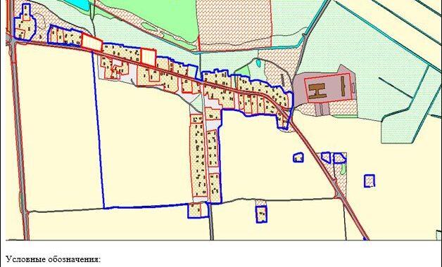 У деревни Подбурье меняются границы