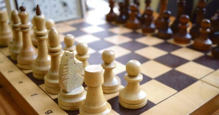 Шахматный турнир среди ветеранов прошел в Каменце