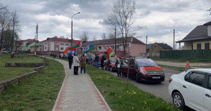 Каменецкий район 3 сентября присоединится к автопробегу «Символ единства»