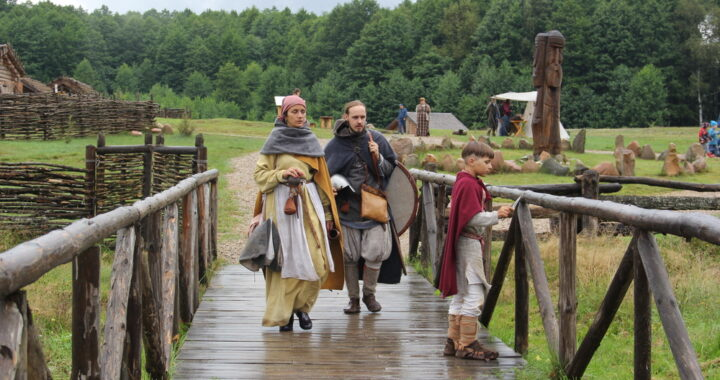 Прикоснуться к живой истории можно было в Беловежской пуще 28 августа