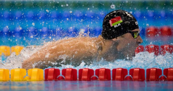 Белорусский пловец завоевал золото на Паралимпийских играх в Токио