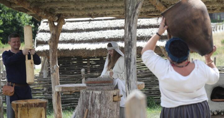 28 августа в пуще пройдет День живой археологии