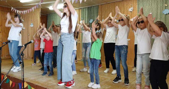Праздник для детей прошел в Верховичах