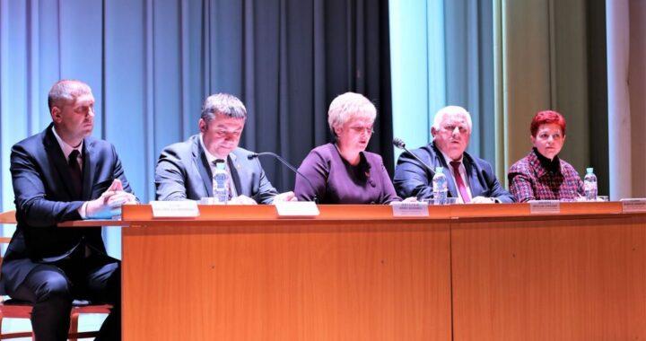 Району представили нового председателя Каменецкого райисполкома